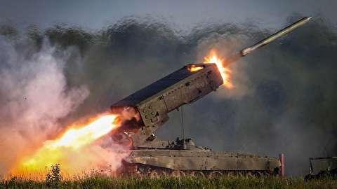 راکت انداز سنگین تیاواس-1ای