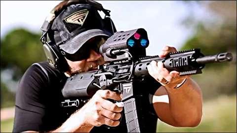 سلاحی که احتمال شلیک خطا با آن صفر است!