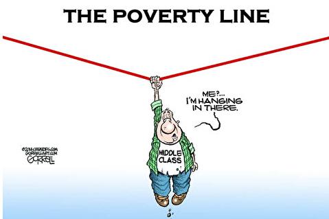 یازده ميليون ایرانی زير خط فقر هستند
