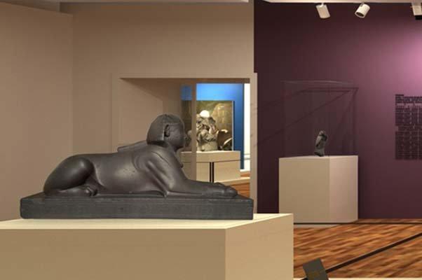 نمایش آثار موزه لوور در تهران همزمانی با نگرانی برای آثار ایرانی