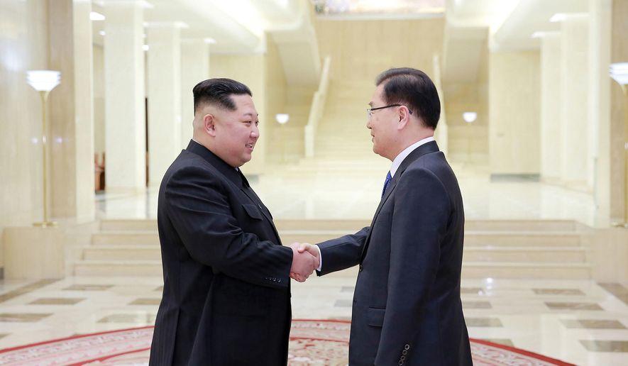 کره شمالی برای توقف فعالیت های هسته ای خود و مذاکره با آمریکا اعلام آمادگی کرد!