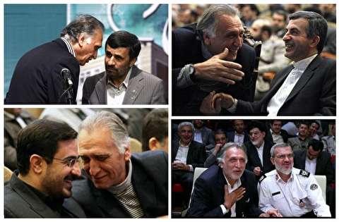 اظهارات جنجالی احمد نجفی درباره احمدی نژاد
