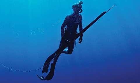 ماجراجویی شکار ماهی با تفنگ غواصی