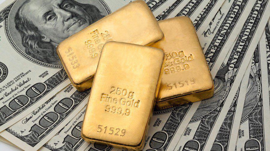 احتمال نجومی شدن قیمت طلا با سقوط ارزش ارزهای بین المللی