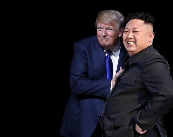 پذیرفتن دعوت رهبر کره شمالی از سوی ترامپ/ دیدار رهبران دو کشور تا ماه مه