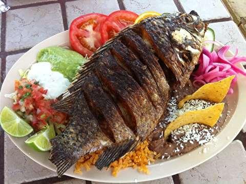 طرز تهیه کباب ماهی تیلاپیا