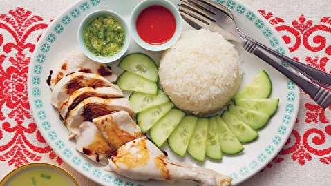طرز تهیه خوراک برنج و مرغ