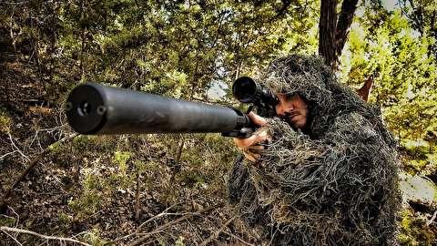بیسرو صداترین اسلحه تک تیرانداز