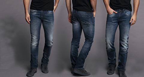 مقایسه شلوار جین های فیت