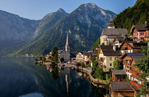 طبیعت اتریش از نمای نزدیک