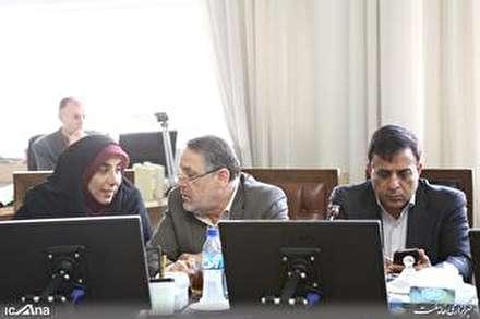 نشست فراکسیون مستقلین با حضور وزیر آموزش و پرورش