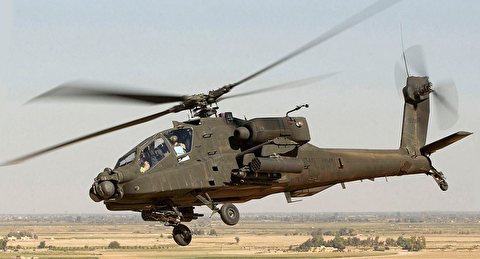 موشک تازه امبیدیای برای هلیکوپتر تهاجمی