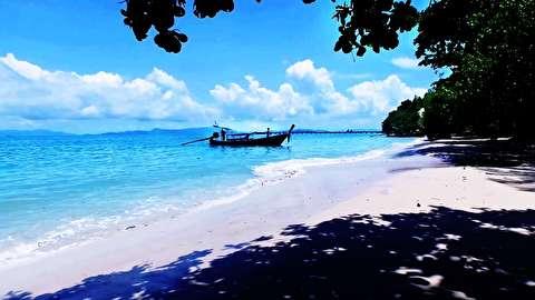 ساحل جزیره یائویا تایلند