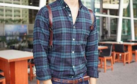 پنج روش برای پوشیدن فلانل ها