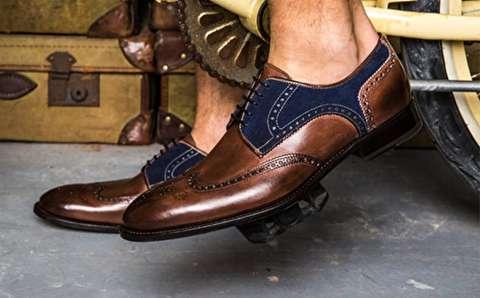 کفش ایتالیایی یا آمریکایی؟