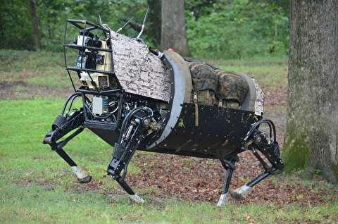 ربات جنگی الاس3