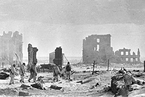 استالینگراد پس از جنگ جهانی دوم