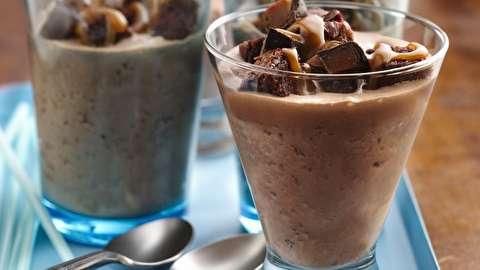 طرز تهیه فراپه شکلاتی قهوه