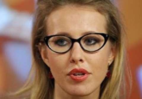 گریه نامزد زن انتخابات روسیه در مناظره