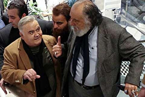 کنایه اکبر عبدی به علم الهدی در مشهد