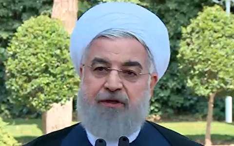 روحانی: مردم بین اعتراض و اغتشاش دیوار کشیدند