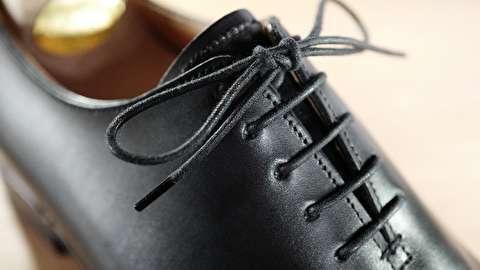 روش بستن صحیح بند کفش رسمی