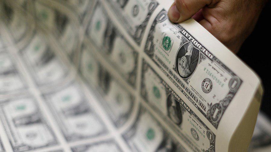 افزایش تاریخی بدهی دولت آمریکا