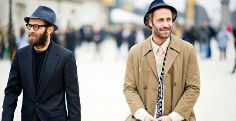 نکاتی در مورد پوشیدن کلاه مردانه