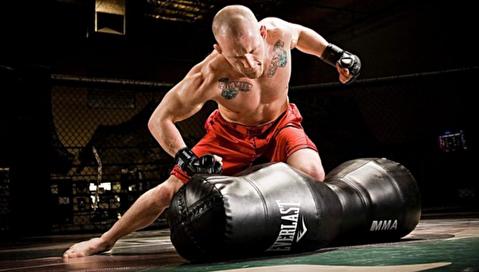 تمرینات بیرحمانه مبارزان MMA