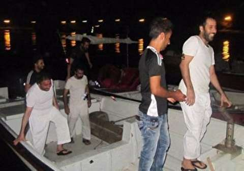 آزادی صیادان بوشهری پس از 2 سال اسارت