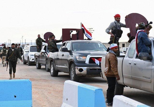 الجبیر: به ایران می گوییم بس است و انقلاب تمام شد!/عقب نشینی نیروهای کُرد از مناطقی از حلب و واگذار کردن کنترل آن به ارتش سوریه/گزارش جدید آمانو از پایبندی ایران به برجام/اتخاذ تصمیمات مهمی توسط ایران و انگلستان برای پایان دادن به بحران یمن