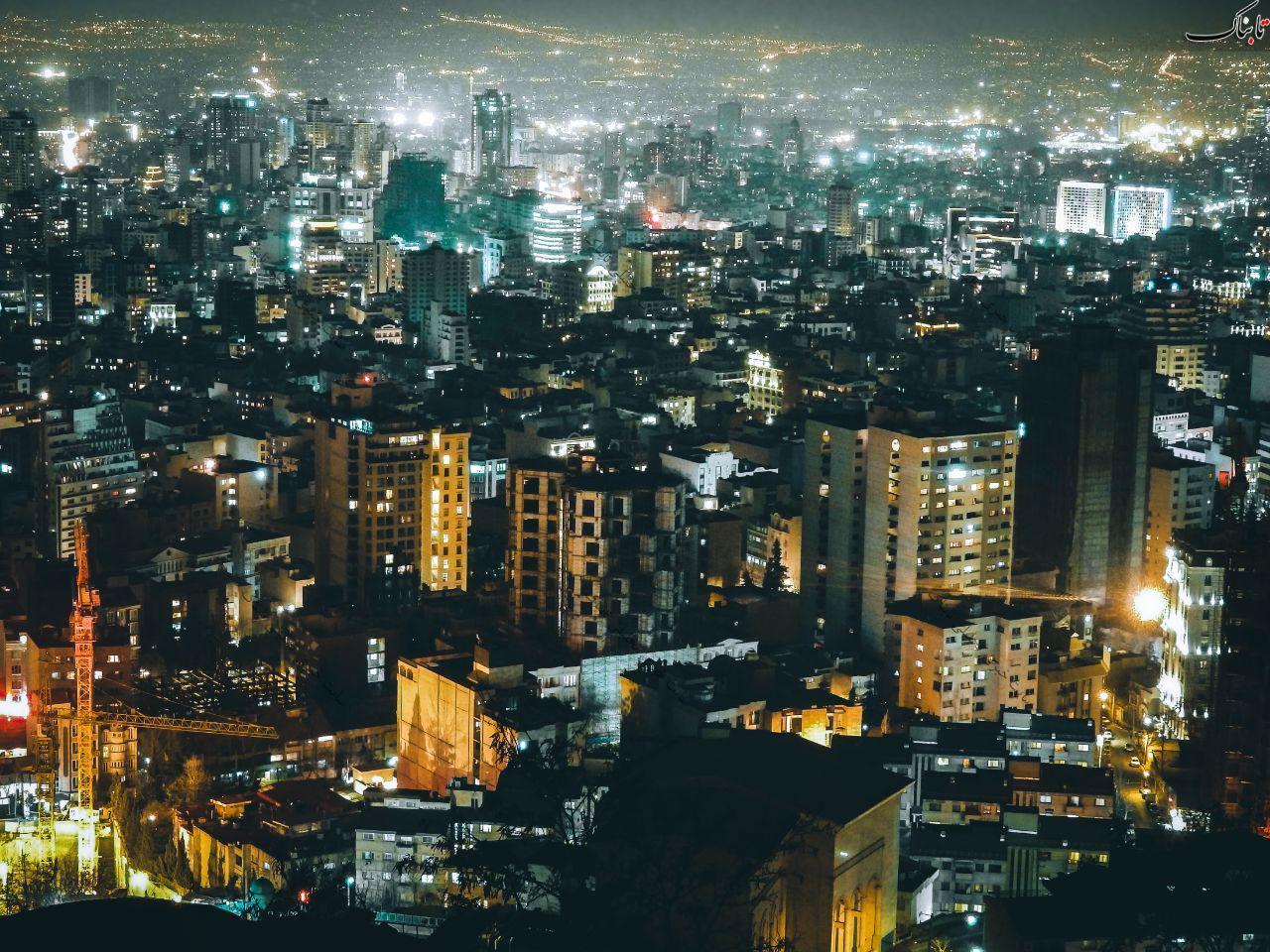 شب های تهران