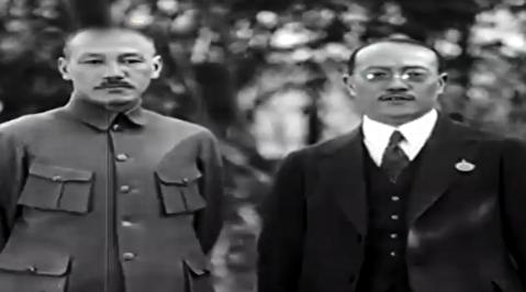 مصاحبه تاریخی چیانگ کایشک رئیسجمهور چین