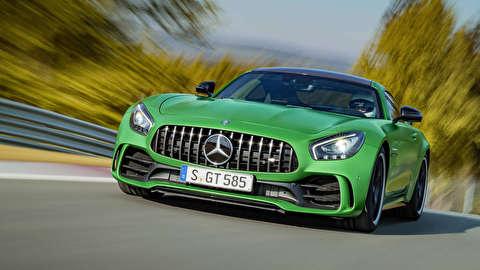 نقد و بررسی مرسدس AMG GT R 2018