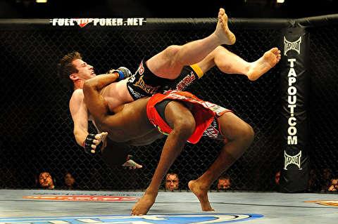 تکنیکی ترین ضربات در مسابقات MMA