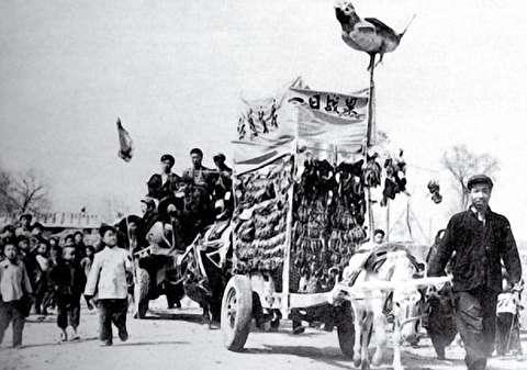 کمپین چهار آفت، یا کمپین بزرگ گنجشک در چین کمونیست