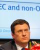 ابراز رضایت وزیر انرژی روسیه از شرایط بازار نفت