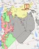 علل استقرار نیروهای آمریکایی در مرز ترکیه و سوریه و انتشار آماری هولناک از وضعیت سوریه+ نقشه