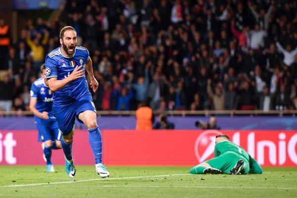 موناکو 0-2 یوونتوس؛ رزرو بلیت فینال کاردیف با دبل آقای چاق!