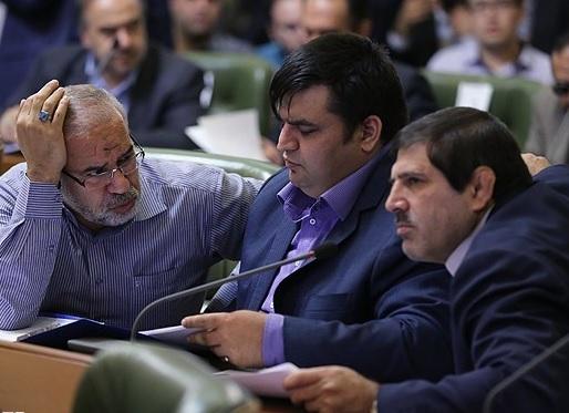 رد صلاحیت دسته جمعی ورزشی های شورای شهر تهران