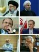 مواضع و شعارهای انتخاباتی 6 کاندیدای ریاست جمهوری + جدول