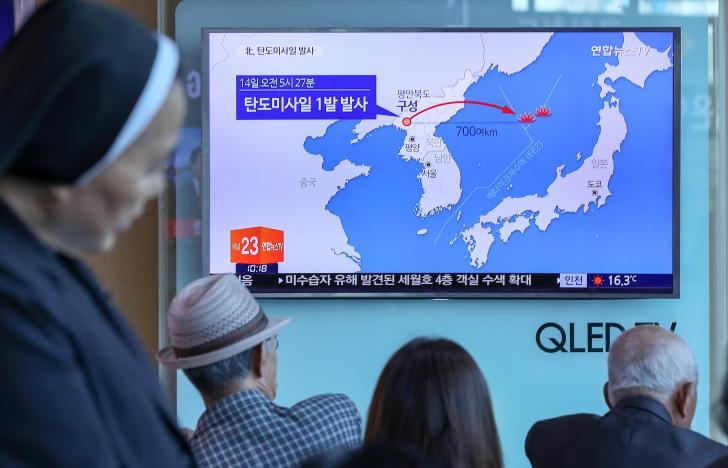 برد موشک های کره شمالی به هاوایی آمریکا رسید / جدی ترین آزمایش موشکی پیونگ یانگ در بامداد یکشنبه