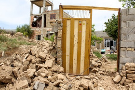 روستاهای زلزلهزده خراسان شمالی