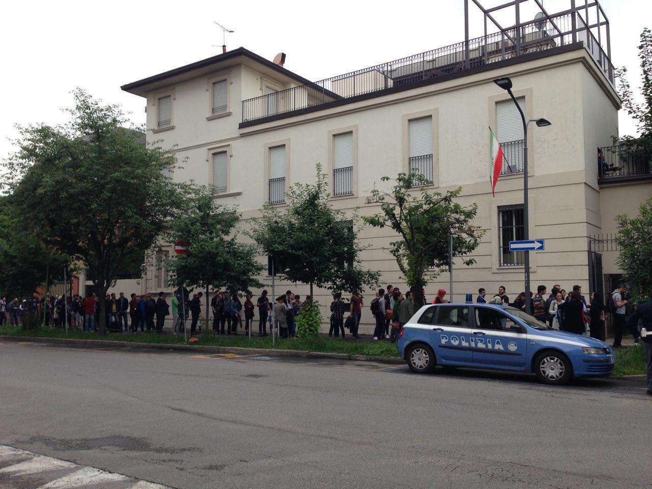 گزارشی از برگزاری انتخابات در خارج از کشور+ تصاویر
