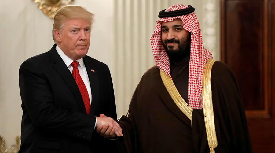 امضای قراردادهای بزرگ نفتی عربستان سعودی با آمریکا