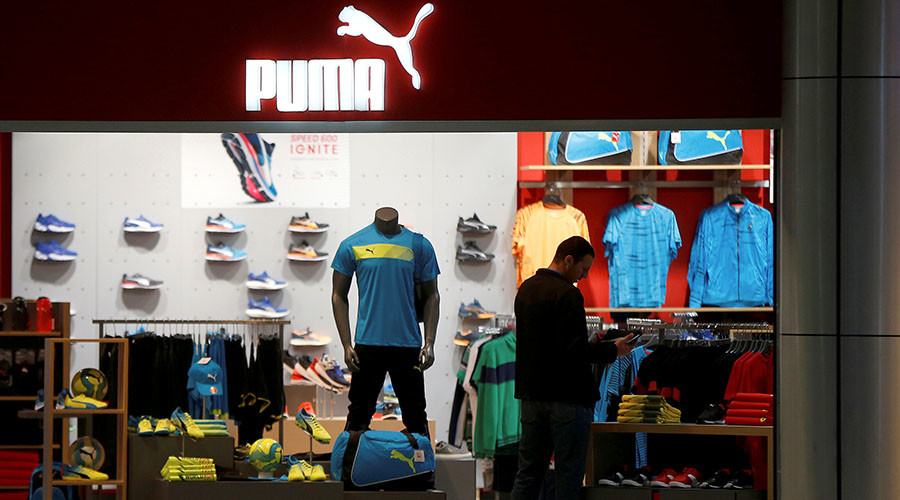 جریمه پوما در چین به علت نقض آرم یک شرکت محلی