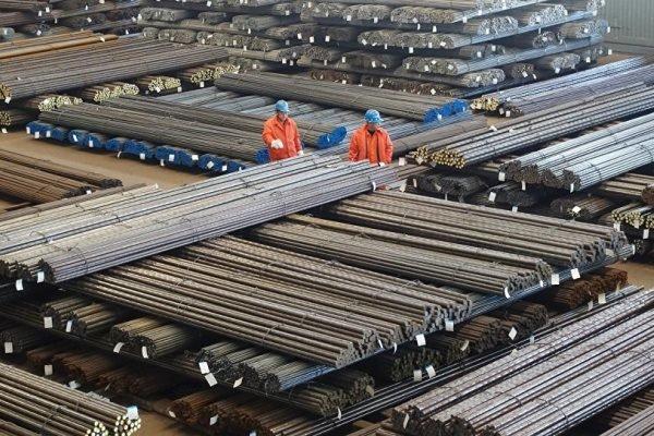 قیمت فولاد ۴۵ درصد رشد کرد