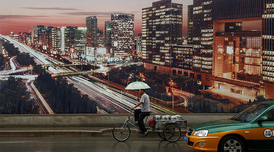 اقتصاد چین پس از 18 ماه رکورد زد