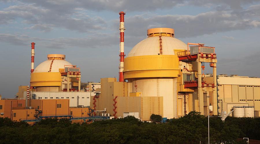 ساخت ۱۰ راکتور بزرگ هستهای در هند