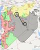 جدی شدن حمله ای گسترده به سوریه و استقرار سیستم دفاع موشکی روسیه در این کشور